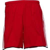 adidas Mens Condivo 16 Football Shorts Power Red/Black/White