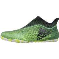 adidas Mens X Tango 17+ Purespeed IN Football Boots Legend Ink/Legend Ink/Solar Yellow