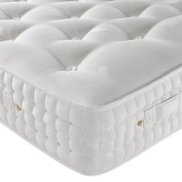 John Lewis & Partners Natural Collection Wensleydale Wool 12000 Luxury Support, Super King Size, Med