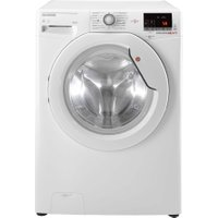 Hoover Washer Dryer Dynamic WDXOC 496A Smart 9 kg  - White, White