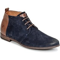 Kost  ZEPI 76  men's Mid Boots in Blue