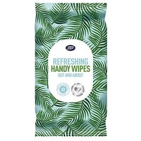 Boots Refreshing Handy Wipes 12s