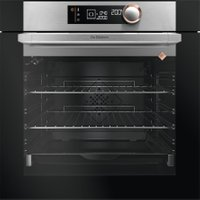 DE DIETRICH DOP7340X Electric Oven - Black & Stainless Steel, Stainless Steel