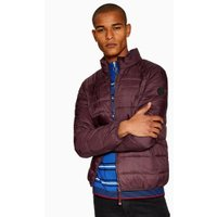 Mens Red Burgundy Liner Jacket, Red
