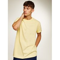 Mens Yellow Oversized T-Shirt, Yellow