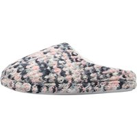 Onfire Womens Knitted Mule Slippers Multi
