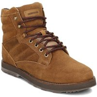 Quiksilver  WR Bronk  men's Shoes (High-top Trainers) in Brown
