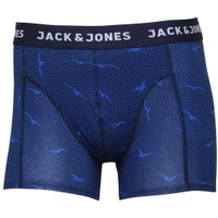JACK AND JONES Mens Jactim Trunks Blue
