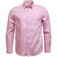 Onfire Mens Long Sleeve Shirt Pink