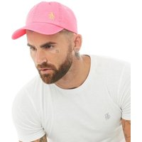 Original Penguin Mens UD Washed Neon Hat Neon Pink/Yellow