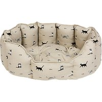 Sophie Allport Purrfect Cat Bed, Small
