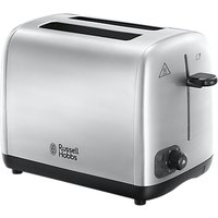 Russell Hobbs Adventure Toaster, Silver