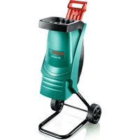 BOSCH AXT Rapid 2200 Shredder - Green & Black, Green