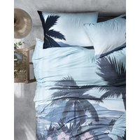 Tropical Print King Duvet Cover