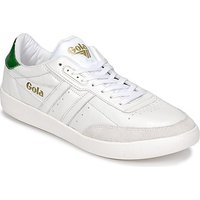 Gola  Inca leather  men's Shoes (Trainers) in White