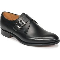Barker  NORTHCOTE  men's Casual Shoes in Black
