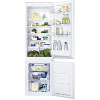 ZANUSSI ZBB28651SV Integrated 50/50 Fridge Freezer