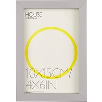 House by John Lewis MDF Wrap Photo Frame, 4 x 6 (10 x 15cm), Pack of 2