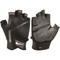 Nike Extreme Fitness Training Gloves, Black/Volt/White