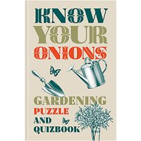 Allsorted Know Your Onions Quiz Book