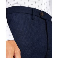Textured Wool Trousers