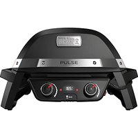 Weber Pulse 2000 Electric BBQ, Black
