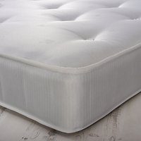 House by John Lewis Rest Four Open Coil Turnable Mattress, Medium Tension, Small Double