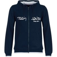 Teddy Smith  GICLASS HOODY  men's Sweatshirt in Blue