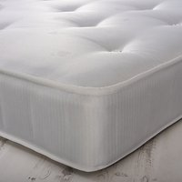 House by John Lewis Rest Four Open Coil Turnable Mattress, Medium Tension, King Size