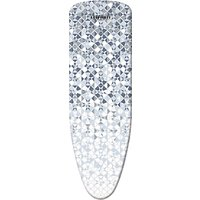 Leifheit Fragment Ironing Board Cover, L130 x W45cm