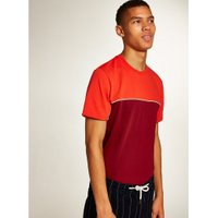 Mens Red 'Handle' T-Shirt, Red