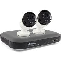SWANN SWDVK-449802V 4-Channel 5 MP Smart Home Security System - 1 TB, 2 Cameras