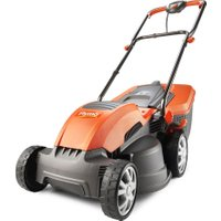 FLYMO Speedi-Mo 360C Rotary Lawn Mower - Orange & Grey, Orange