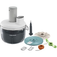 Morphy Richards 401012 Prepstar Food Processor, White