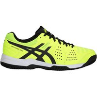 Asics  GEL-PADEL PRO 3 SG E511Y  men's Running Trainers in Yellow
