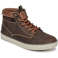 Dockers by Gerli  PINIA  men's Shoes (High-top Trainers) in Brown