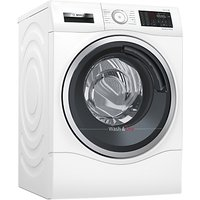Bosch WDU28560GB Freestanding Washer Dryer, 10kg Wash/6kg Dry Load, A Energy Rating, 1400rpm Spin, W
