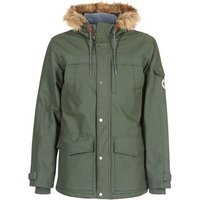 Quiksilver  STORM DROP 5K  men's Parka in Green