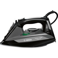 BOSCH Sensixx's DA30 Power III TDA3020GB Steam Iron - Black, Black
