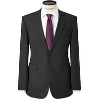 John Lewis & Partners Washable Tailored Suit Jacket, Charcoal