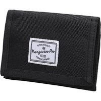 Kangaroo Poo Mens Ripper Wallet Black