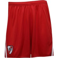 adidas Mens CARP River Plate Away Shorts Power Red/White