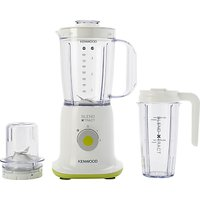 Kenwood BL237WG Super Compact Blender, White