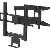 Flexson Cantilever Wall Mount for TV & Sonos Beam/Playbar, for TVs 40 to 65