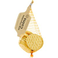 Milk Chocolate Coins, Small, 75g