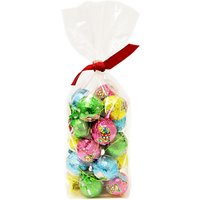 Natalie Foiled Chocolate Hanging Decorations, 210g