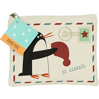 Penguin Air Mail Purse with Chocolate Balls, 130g