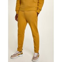 Mens Yellow Mustard Essential Joggers, Yellow