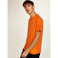 Mens Orange Classic T-Shirt, Orange