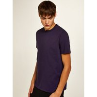 Mens Purple Classic T-Shirt, Purple